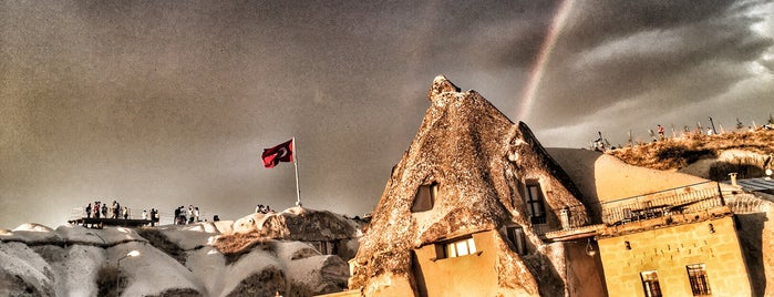 Anatolian Cave Hotel is one of Oteller.