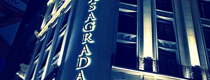 Lasagrada Hotel Istanbul is one of Гостиницы.