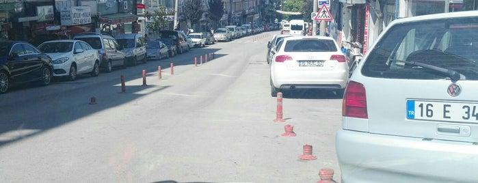 Tahtakale is one of Bursa | Osmangazi İlçesi Mahalleleri.