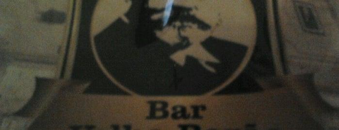 Bar Velho Barão is one of Fábio.
