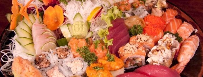 Kinka Sushi is one of Restaurante Japonês.