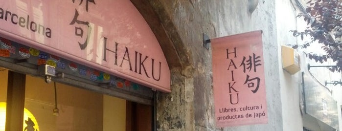 Haiku is one of Con Gracia.
