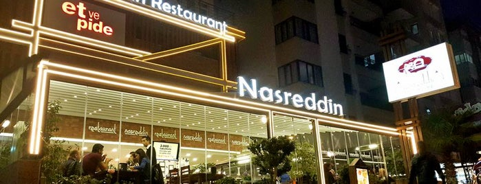 Nasreddin Et ve Pide is one of Antalya 6.