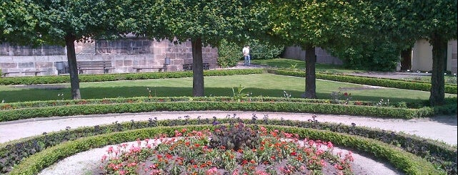 Burggarten is one of Nuremberg's favourite places.