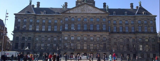 Royal Palace of Amsterdam is one of Amsterdam 2016.