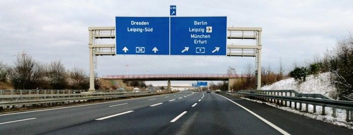 Kreuz Rippachtal (19) (27) is one of Autobahnen (DE).