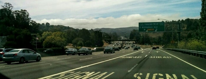 US-101 (Redwood Hwy) is one of Trips.