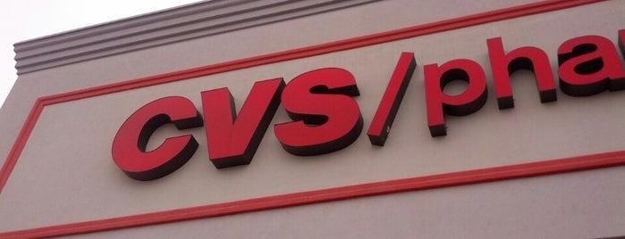 CVS Pharmacy is one of Favorites.