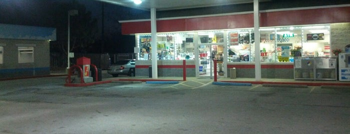 Ricker's Convenience Store is one of Favorites.