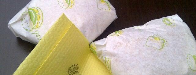 M.U. Burger is one of Burgers! !.