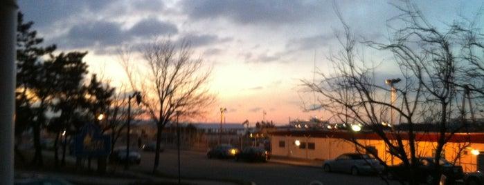 Port Liberte Shuttle is one of I go.