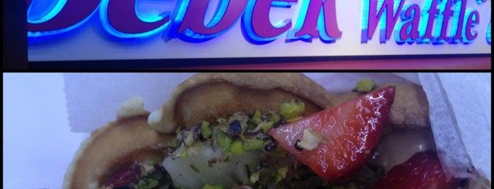 Bebek Waffle & Kumpir is one of Istanbul 2.