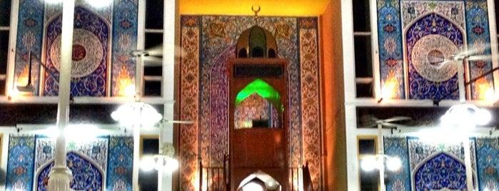 Masjid Kolej Islam Malaya is one of masjid.