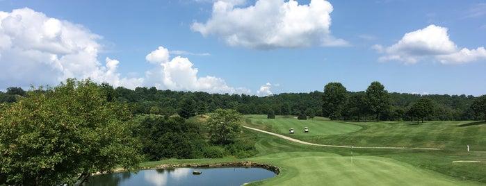 PB Dye Golf Club is one of Let's Play Golf: DC Metro ($80+).