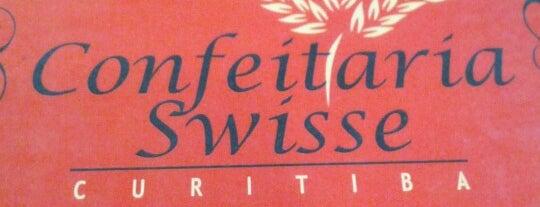 Confeitaria Swisse is one of Senhas wifi Curitiba.
