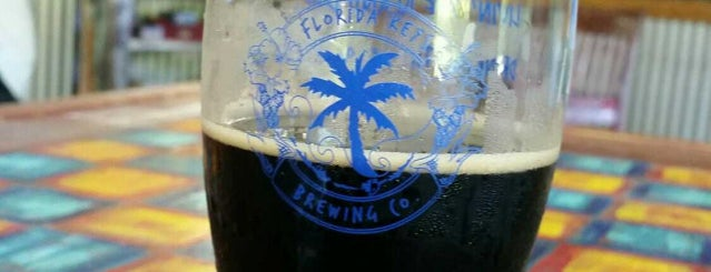 Florida Keys Brewing Company is one of Keys.