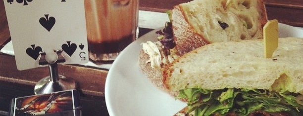 Sarnies is one of Hole-in-the-Wall finds by ian thomtori.