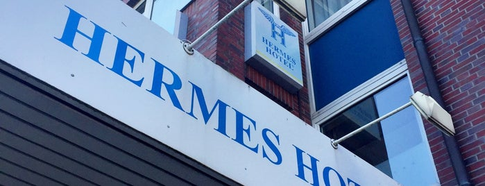 Hotel Hermes is one of Hotels.