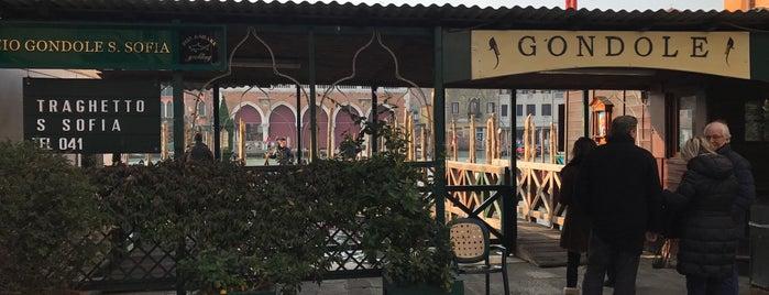 Traghetto Gondole Santa Sofia is one of Italis.