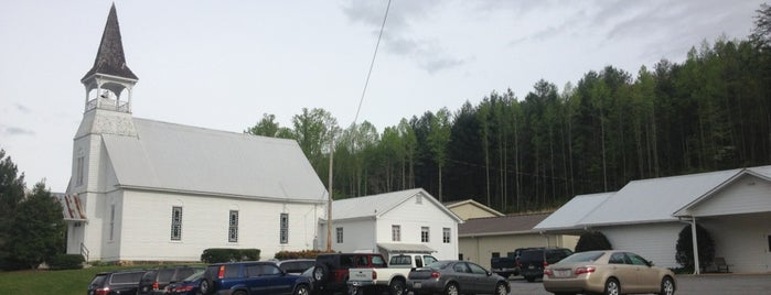 Webster Baptist Church is one of Key Locations.