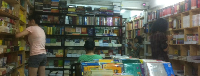 Ha Noi book store is one of Vietnam.