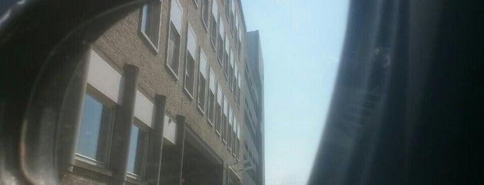 Belastingkantoor Enschede is one of Architectuur Enschede #4sqCities.