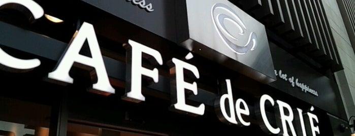 CAFÉ de CRIÉ 名駅西口店 is one of 電源 コンセント スポット.