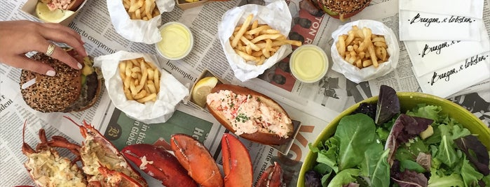 Burger & Lobster is one of Where You and Your Crew Can Dine On the Cheap.