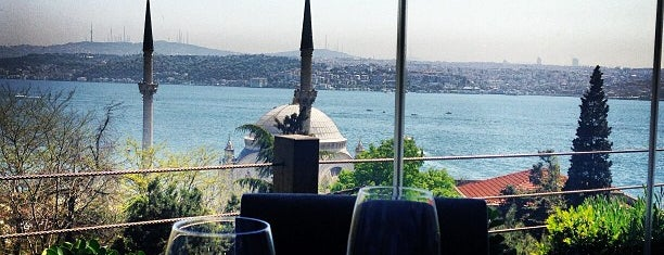 Topaz Restaurant is one of Istanbul - Europe.