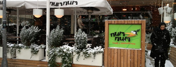 numnum is one of Restaurants.