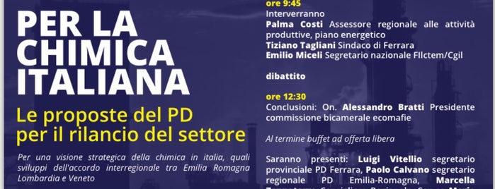 Centro Sociale il Quadrifoglio is one of Sport per Tutti.