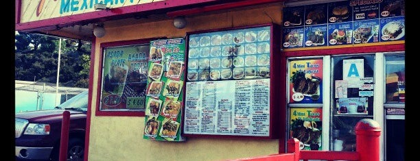 Alanberto's Mexican Food is one of San Diego: Taco Shops & Mexican Food.