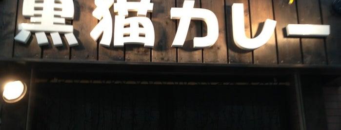 黒猫カレー is one of Amazing place.
