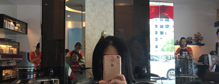 Reborn Hair Studio is one of Saloon.