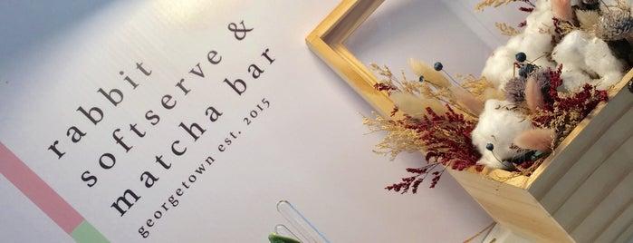 Rabbit Softserve is one of Café | Penang.