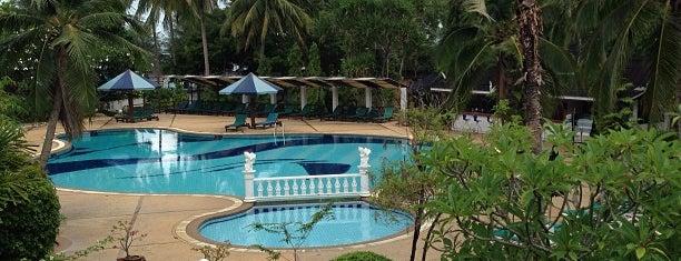 Krabi Resort is one of Hotel.