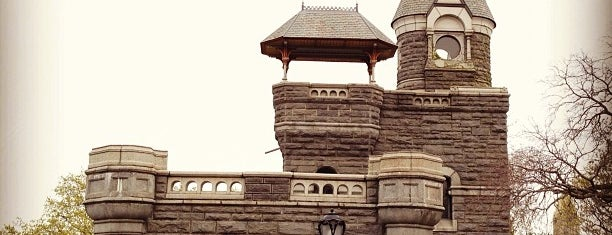 Belvedere Castle is one of Ferias USA 2012.