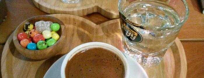 Joyy Coffee Bistro is one of Antalya 6.
