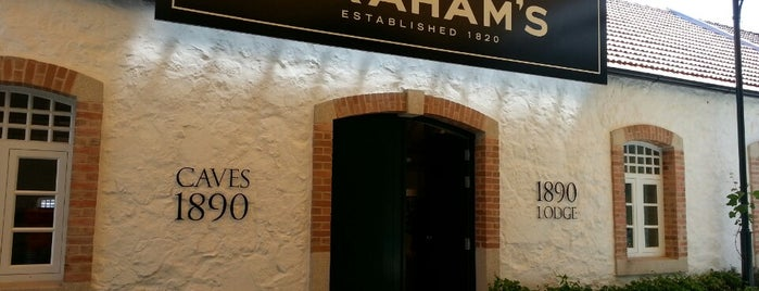 Graham's Port Lodge is one of Porto, Portugal.