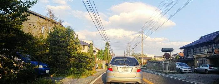 中山道塩尻宿 本陣跡 is one of 201405_中山道.