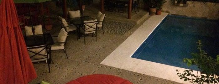 Villa Mercedes Petit Hotel is one of Puerto Vallarta Hotels.