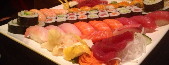 Sushi in Zürich