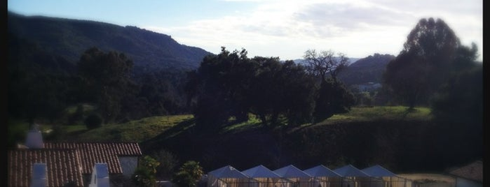 Ojai Valley Inn & Spa is one of Historic Hotels to Visit.