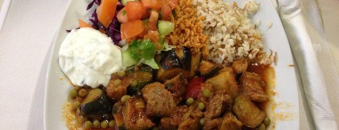 Meydan Kebap is one of Vegetariano.
