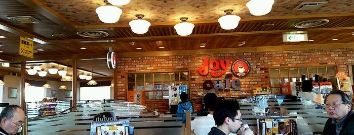 ジョイフル粟津店 is one of こまつ.