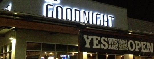 The Goodnight is one of Austin.
