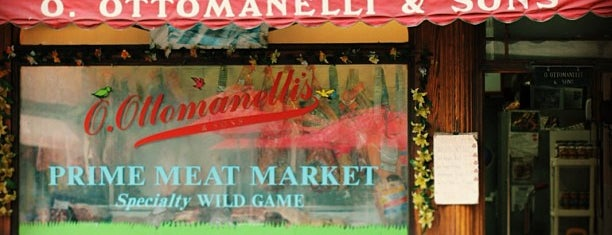 Ottomanelli's Meat Market is one of Paleo Diet NYC.