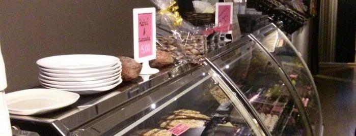 Choco Deli is one of Suomen paras leipomo.