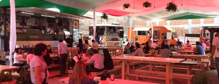 Street Food Center is one of Condesa-Roma.