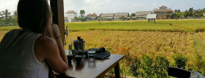 Cinta Cafe is one of Bali.